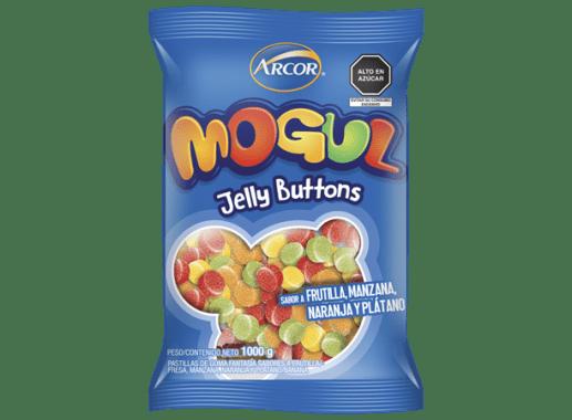 Mogul Jelly Buttons