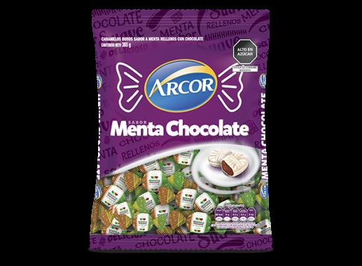 Caramelo Menta Chocolate 365g