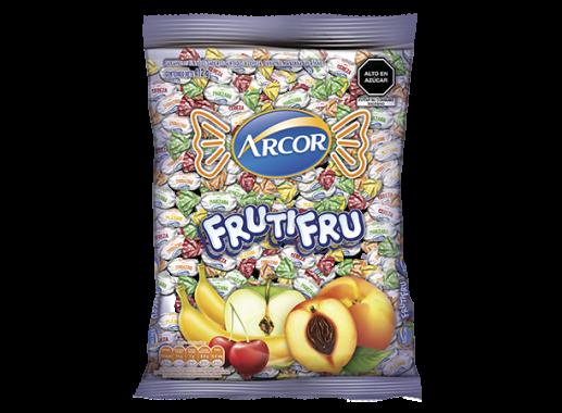 Masticable Fruta 412g