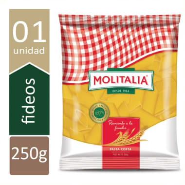 MACARRÓN  MOLITALIA 250 gr