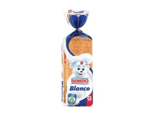 Bimbo Pan Blanco - 750 gr