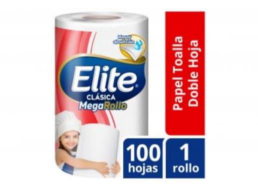 Papel toalla Elite Clásico - Megarrollo