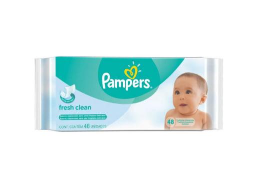 Pampers Toallitas húmedas - 48 und