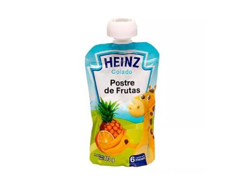 Colado Heinz Flex Frutas Mixtas - 113 gr