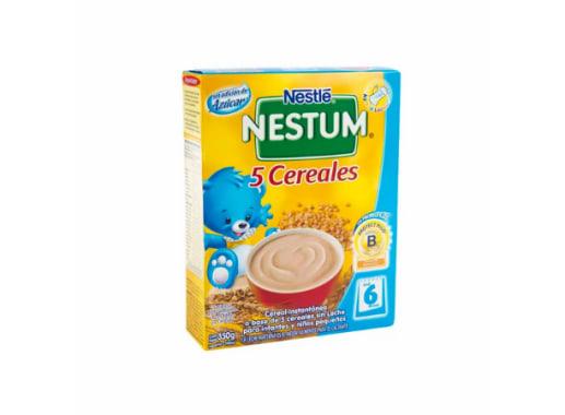 Cereal Infanitl Nestum 5 Cereales -