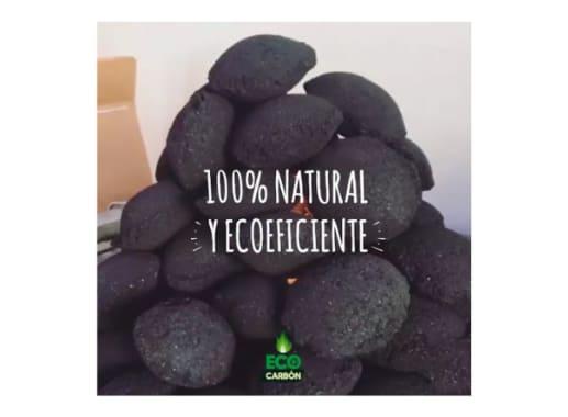 Eco Carbón Biomasas 5 kg