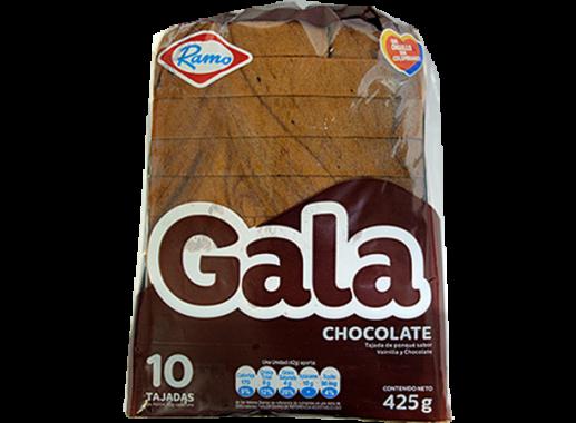 Bloque Chocolate En Tajadas De 10 Unds X 400gr