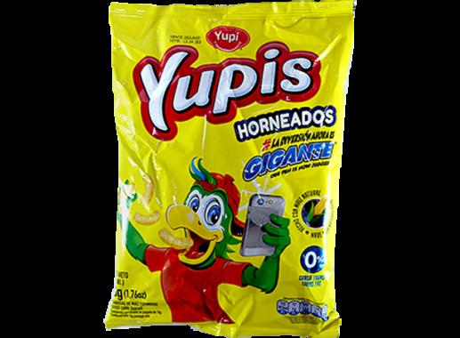 Yupis Salado X 5  Unds De 50gr