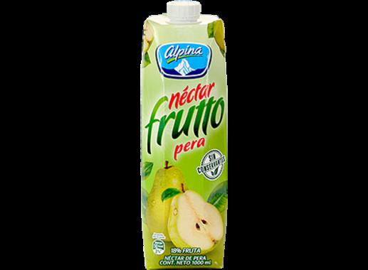Nectar Frutto Pera Caja Litro