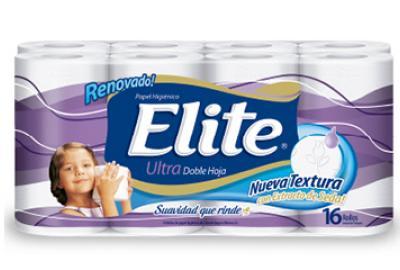 Elite Papel Higiénico Ultra Doble Hoja