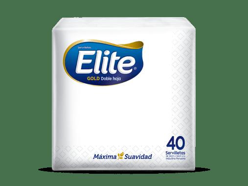 Elite Servilleta Gold Cocktail