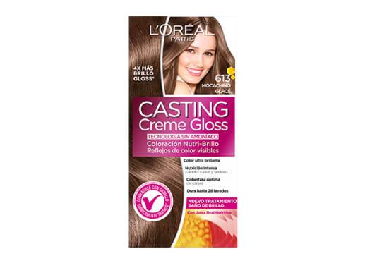 Tinte para Cabello sin amoníaco 613 Mocachino Glace Casting Creme Gloss