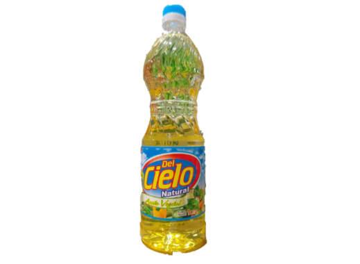 Aceite Vegetal Del Cielo - Botella 900 ml