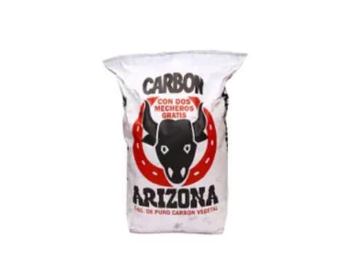 Carbón Vegetal Arizona x 4 kg