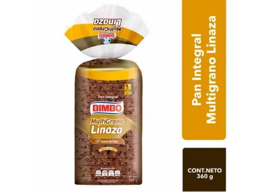 Pan Multigrano Linaza - 360 gr