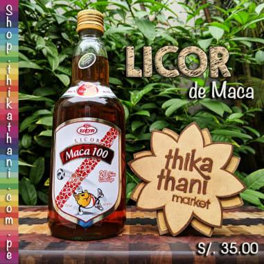 LICOR DE MACA 750ML KOKEN
