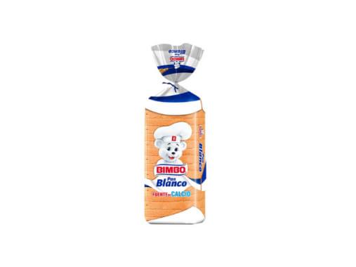 Bimbo Pan Blanco Familiar - 480 gr