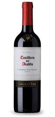 Vino Tinto  Cabernet Sauvignon - Casillero Del Diablo
