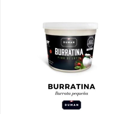 Queso Burratina Fior di Latte - Duman