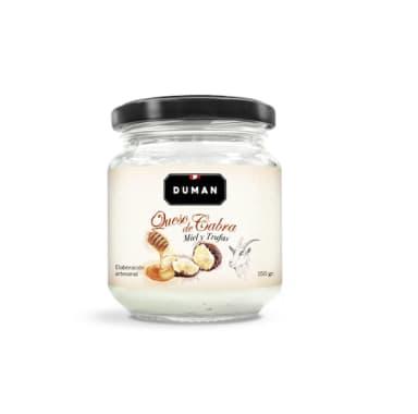 Queso Crema Miel y Trufas - Duman