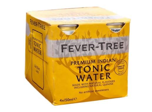 PREMIUN INDIAN TONIC WATER (FOUR PACK LATA) - FEVER TREE