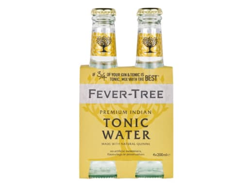 PREMIUM IDIAN TONIC WATER (FOUR PACK) - FEVER TREE