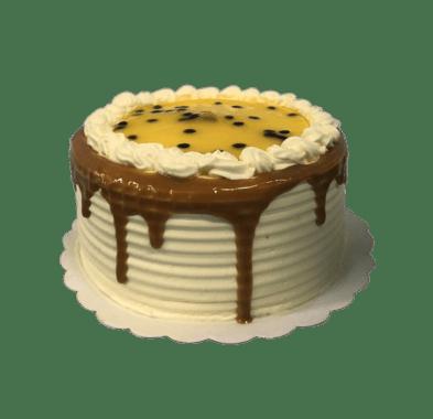 Torta Mini de Maracuyá