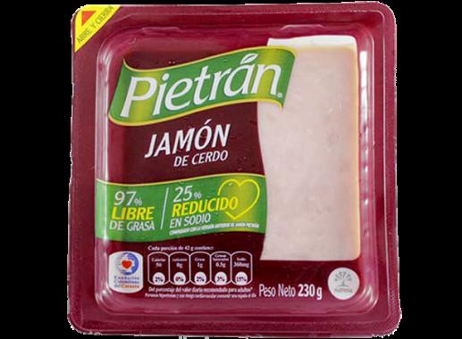 Jamon Pietran Estandar X 230gr