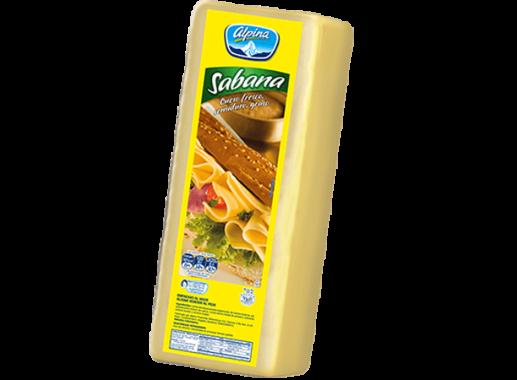 Queso Sabana Bloque 6,2 Lbs
