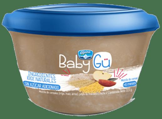 Mezcla de Manzana  3 cereales 113 gr