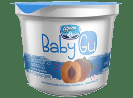 Yogurt Baby Durazno 113gr