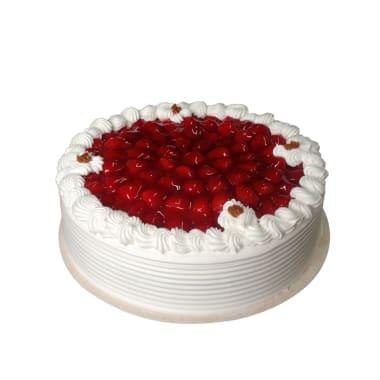 Torta Delicia de Fresa