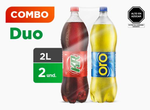Combo Promo Duo 2L