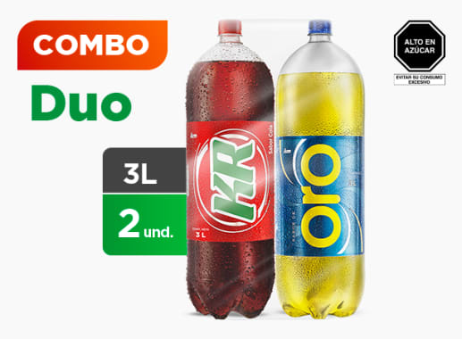 Combo Promo Duo 3L