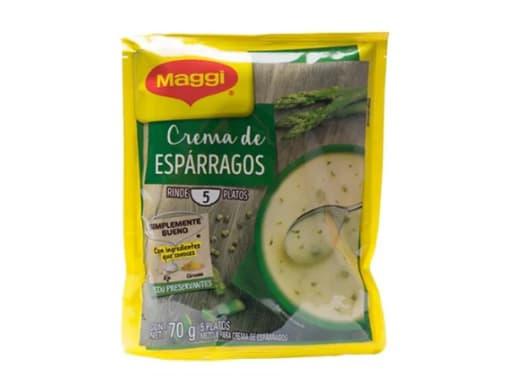 MAGGI CREMA DE ESPÁRRAGOS - 65G