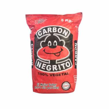CARBON 5 KG EL NEGRITO
