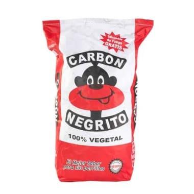 CARBON 3 KG EL NEGRITO