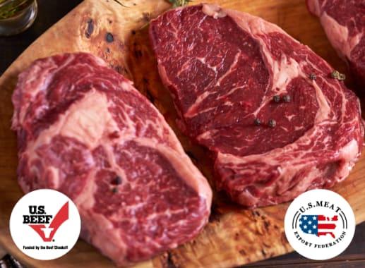 Bife Ancho Carne Angus Americano - Bon Beef