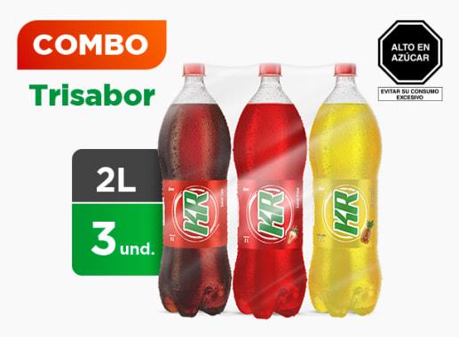 Combo Mix Trisabor 2L