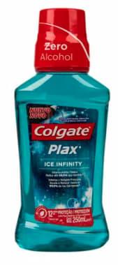 Enjuague Bucal  Plax Ice Infinity Zero Alcohol Colgate