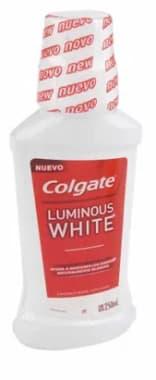 Enjuague Bucal Luminous White Colgate
