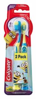 Cepillo Dental Smiles Minions Colgate