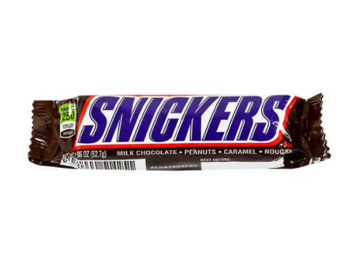 Chocolate Snickers - Barra 52.7 GR