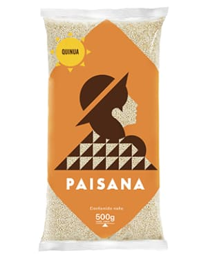 Quinua - Paisana
