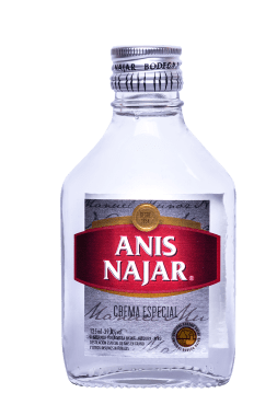 ANÍS NAJAR CREMA x 125 ml