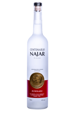 PISCO ACHOLADO x 750 ml