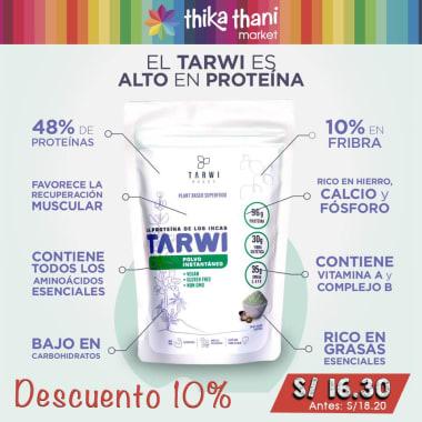 HARINA DE TARWI 200 GR TARWICORP