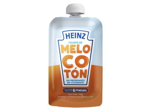 Colado Heinz Flex Melocotón - 113 gr