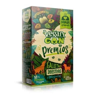 Galletas de Vegetales Vegancan