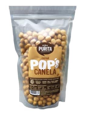 CEREAL POPS CANELA 200G LA PURITA VERDAD